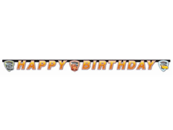 Baner Urodzinowy Happy Birthday Cars 3, 2m