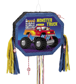 Piniata Monster Truck, 1 szt.